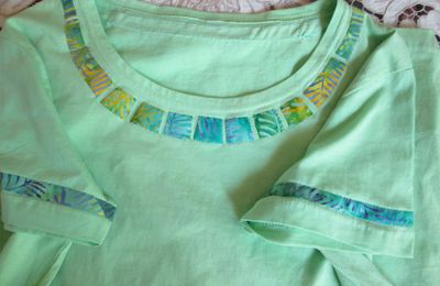 Tee shirt customisé