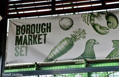 Borough Market @London