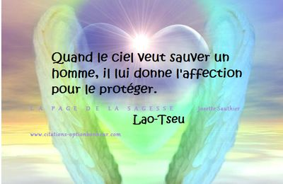 Citation de Lao-Tseu