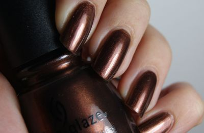 China Glaze: Goin' My Way?