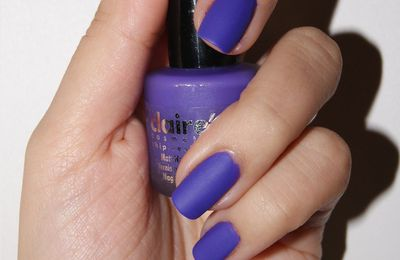 Claire's: Violet version matte