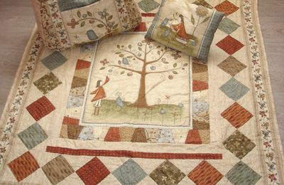 Buttons and blooms de Whimsicals
