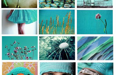 Caribbean Inspirations - Turquoise fever
