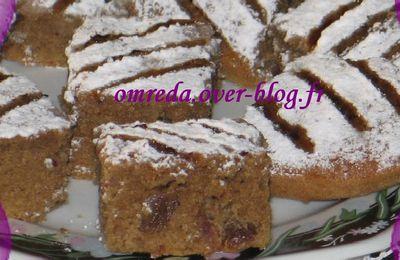 """""""""""Cake aux noix et dattes"""""""""""