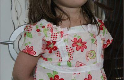 une robe d'été