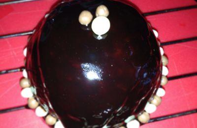 Dôme Chocolat Marrons