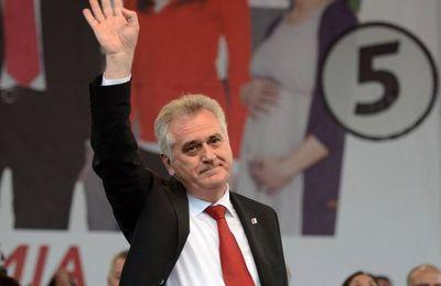 Séisme électoral en Serbie: Victoire du nationaliste Nikolić à la présidentielle