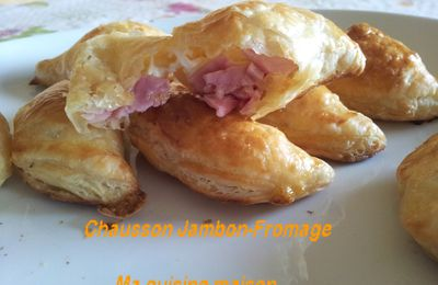 Chausson Jambon-Fromage