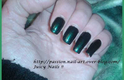 Models Own: Emerald Black