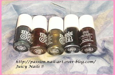 Commande recu de chez Models Own ! Collection Beetle Juice