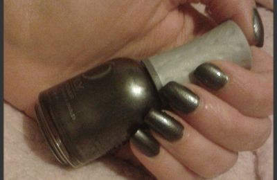 Orly: Steel your heart