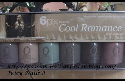 Cool Romance, Orly, collection printemps 2012