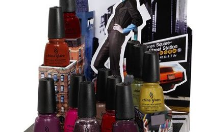 China Glaze: Metro Fall 2011