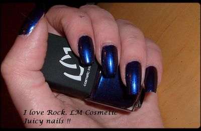 LM Cosmetic: I love rock n° 59