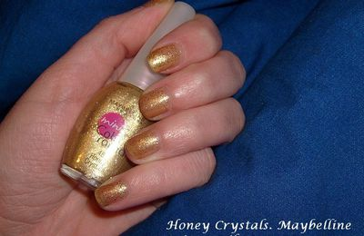 Honey Crystals. Maybelline