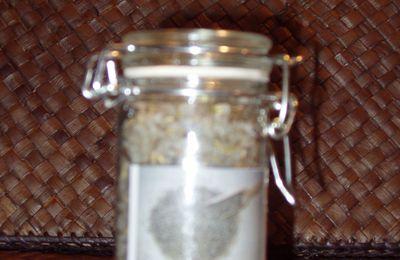 Sels aromatisés aux herbes de provence