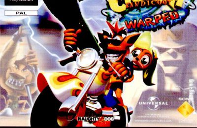 Test Crash Bandicoot 3 : Warped