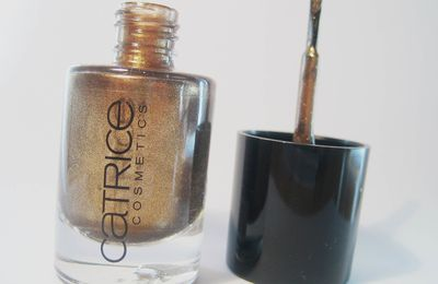 (#421) Nagellack Catrice 'In The Bronx' - Review