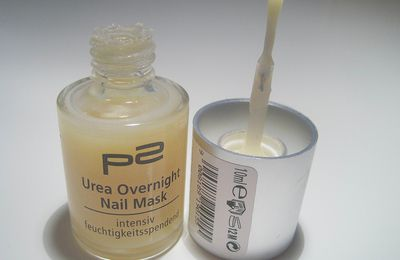 (#478) p2 Urea Overnight Nail Mask