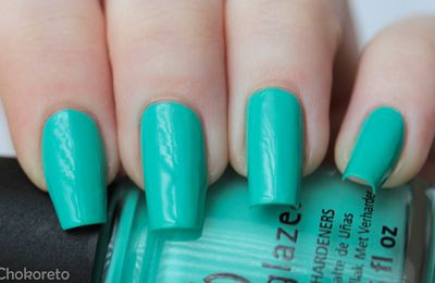 China Glaze - Aquadelic