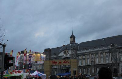 Liège, Village de Noël 2013