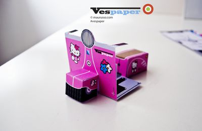 Vespaper Hello Kitty