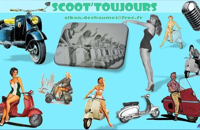 Scoot'toujours.....