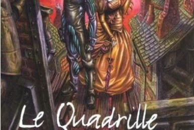 Le quadrille des assassins, Hervé Jubert