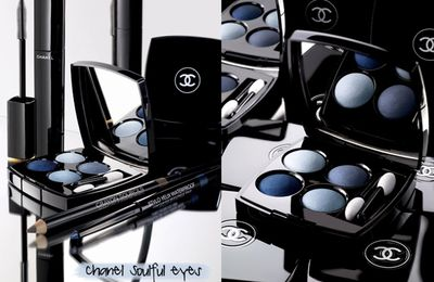 Chanel Soulful Eyes: primavera 2011
