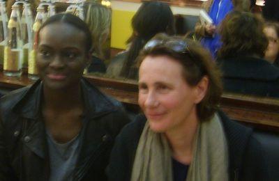 Rencontre avec Aya Cissoko et Marie Desplechin