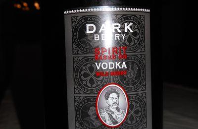 Ma boisson d'anniv' version soir...