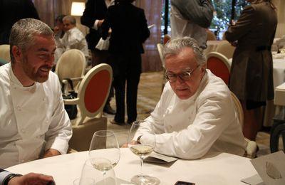 January 2012: La cuisine brésilienne d'Alex Atala s'invite au Plaza Athénée à Paris