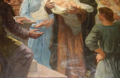 Yéchouʻa bèn Yosséf (Jésus fils de Joseph), le véritable nom de Jésus de Nazareth en hébreu.