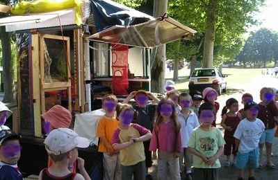 FrissonsFripes-pont Créations Plastiques pour les enfants