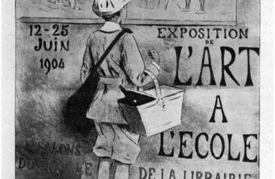 Exposition de l'art à l'école 1904