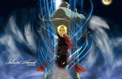 Scan FULL METAL ALCHEMIST ddl mu