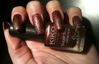 kiko sugar matt 645