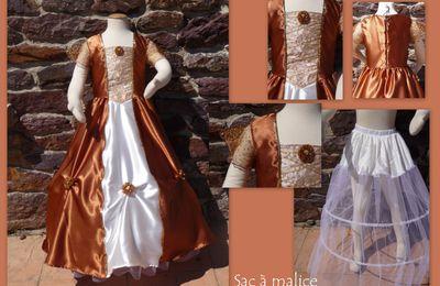 Les costumes d'Anaël et Valentine