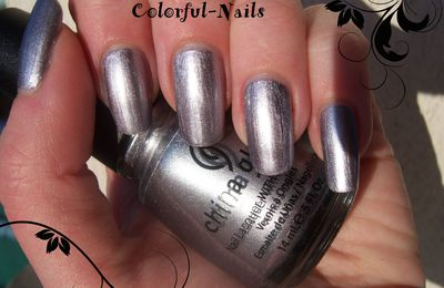 China Glaze Devotion
