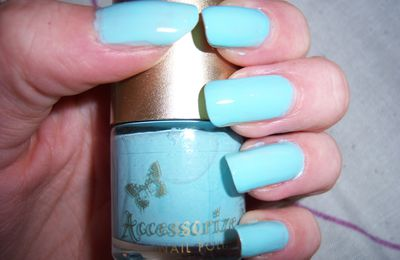 Vernis Accessorize Mint Whispher