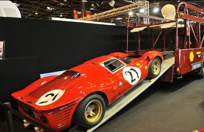 quelques photos de retromobile 2015
