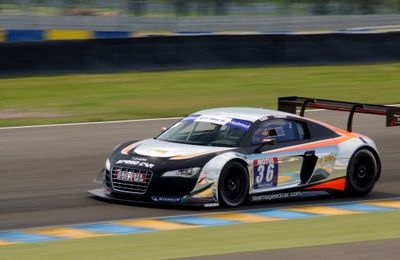 GT Tour Spa Dino Lunardi rejoint Vincent Abril chez Speed Car
