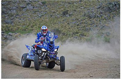 Dakar 2015 Decleck sauve l'honneur des Français !