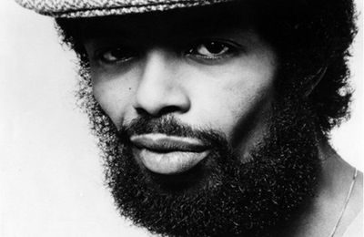 "Gil Scott Heron (""Le vautour"") for his people"