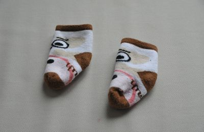 Chaussettes vache - Olympia - 3 mois