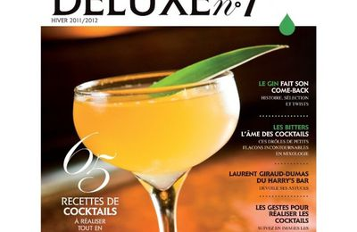 Cocktail Deluxe - Hiver 2011/2012