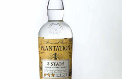 Plantation Three Stars White Rum