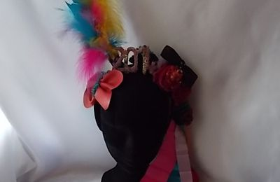 FASCINATOR FOR CELEBRATIONS