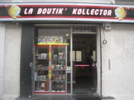 Shopping de Geek : Boutik'Kollector