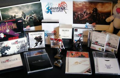 "La collection ""Final Fantasy VI"" de Thomas"